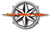 LOGO STAR RIDERS SPAIN